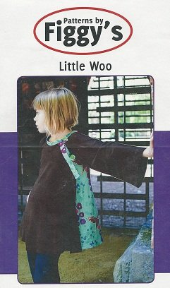Patterns by Figgy's Little Woo sz 12mo-6/7