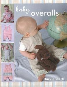 Jackie Clark Designs Baby Overalls 8-28lbs