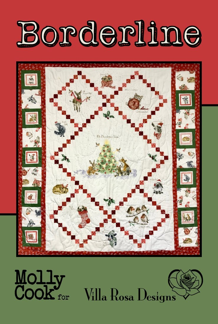 Maywood Studio Warm Wishes Quilt Kit
