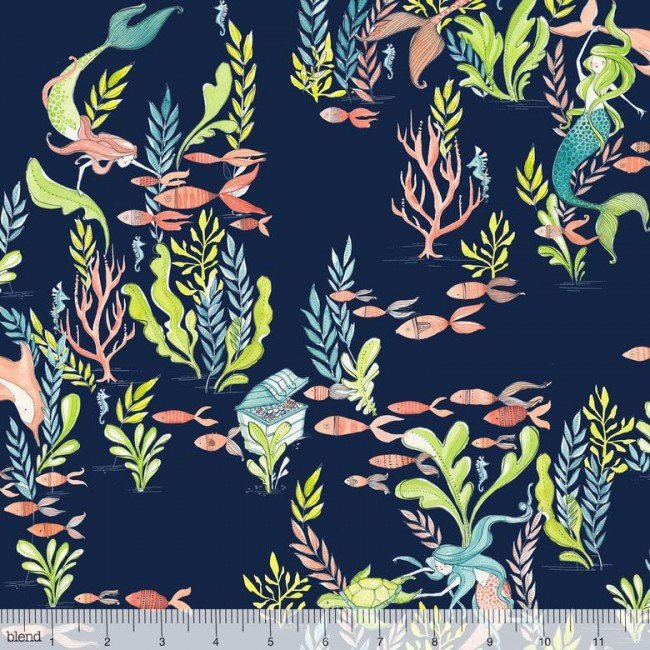 Blend Cori Dantini Mermaid Days Navy