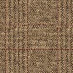Henry Glass & Co. Spirit of America Stacy West Gray Plaid