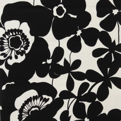 Alexander Henry Sofia-H8046C Black Canvas