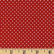 Robert Kaufman Pimatex Basics Red