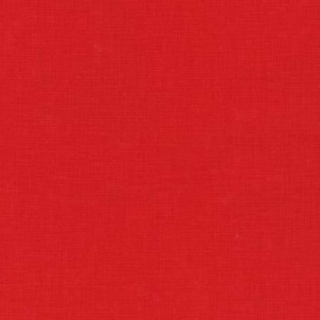 Robert Kaufman Quilter's Linen Red