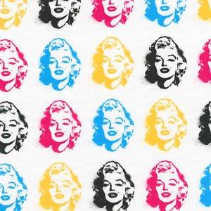 Robert Kaufman Marilyn Monroe AYO-17265-195 Bright