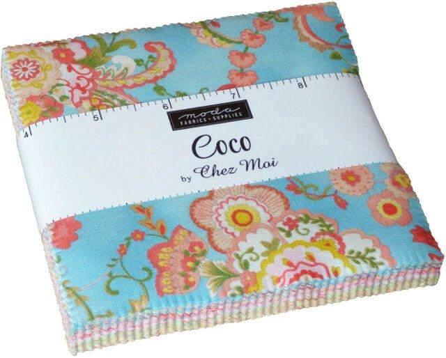 Moda Coco Charm Pack