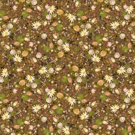 Dear Stella Woodland Fairytale Multi Wildflowers DAW1452