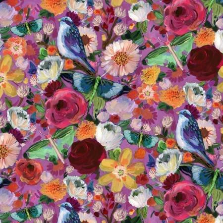 Dear Stella Pardon My French DAW1657 Multi Parisian Floral