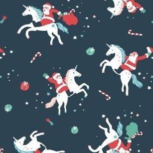 Dear Stella Sparkle All the Way Unicorn STELLA-1539 Orion