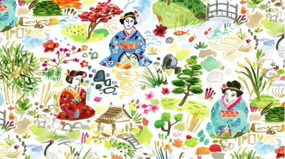Dear Stella Tokyo Dreams Kyoto Garden STELLA- DAW1393
