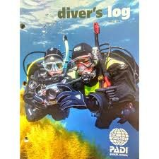 Diver's Log, Red (Training Record not included)