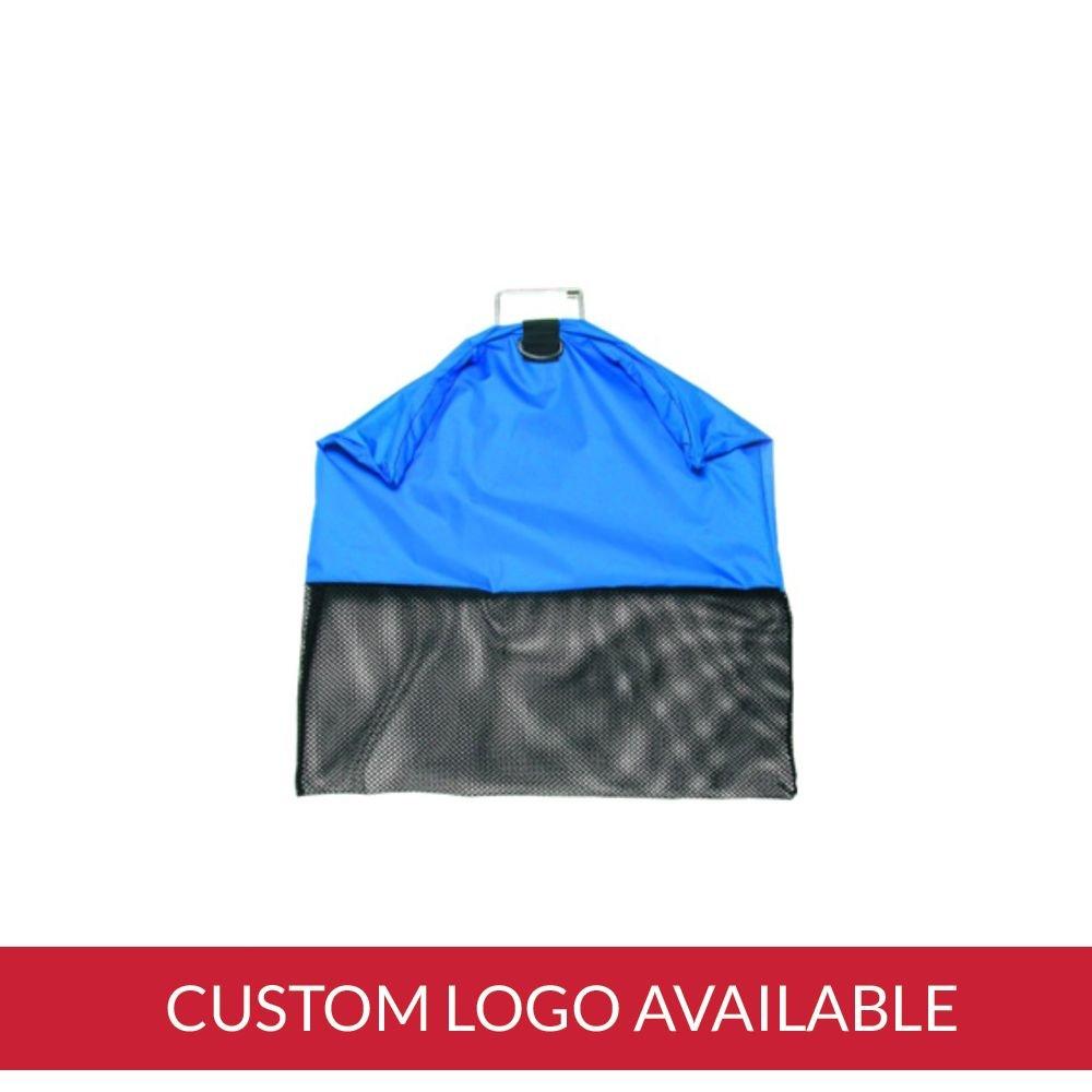 Deluxe Wire Handle Mesh & Nylon Bag w/ F5 Logo