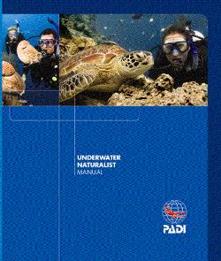 Manual - Underwater Naturalist