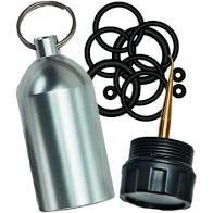 Scuba Tank Keychain w/pick & 12 asst. o-rings