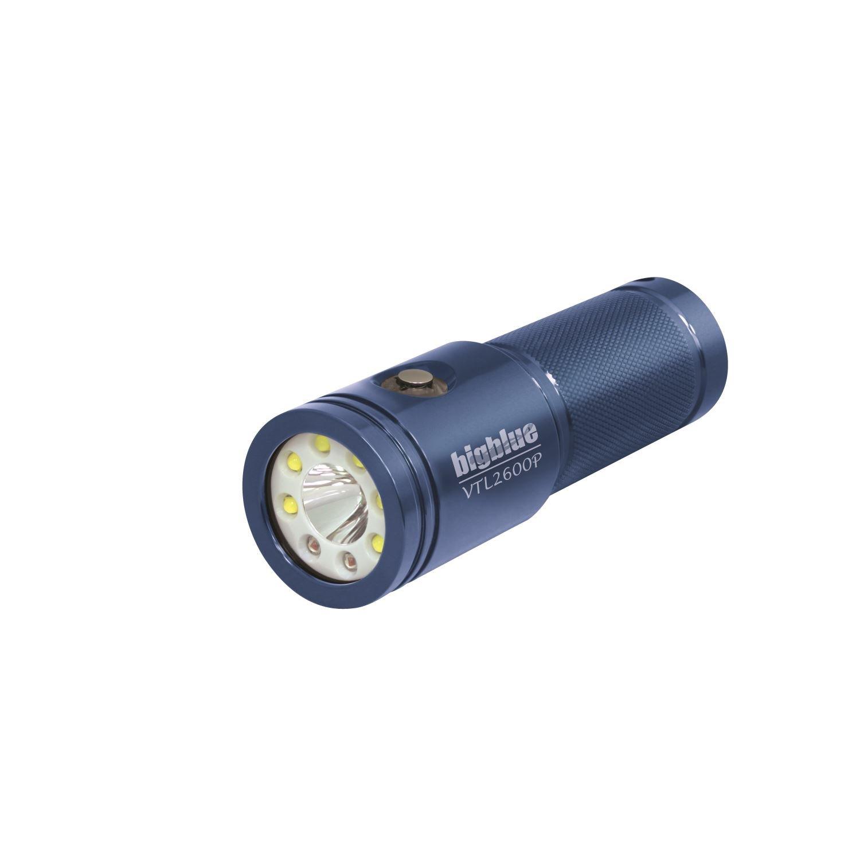 Bigblue, 2600-Lumen Dual-Beam Light - Wide/Narrow