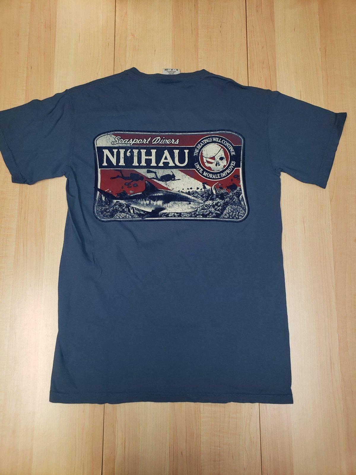Windsor Dive Ni'ihau T-Shirt