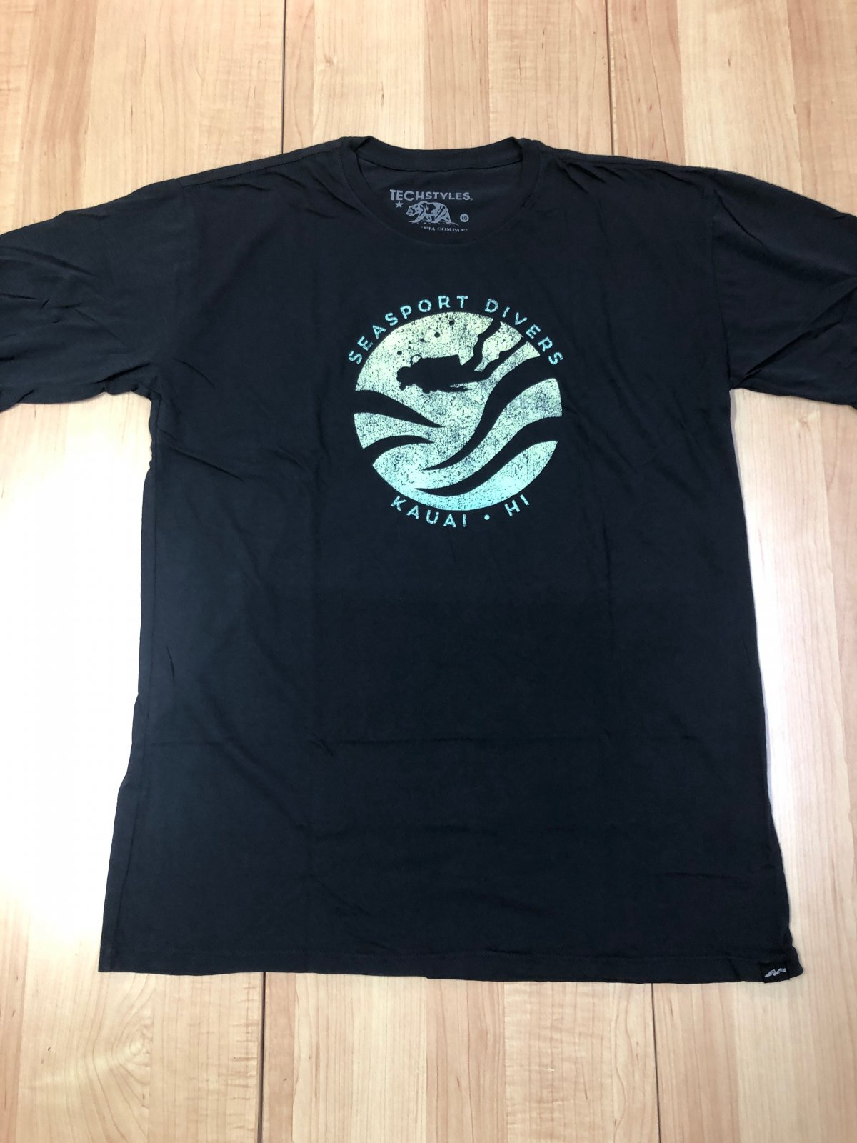 Periscope Diver T-shirt