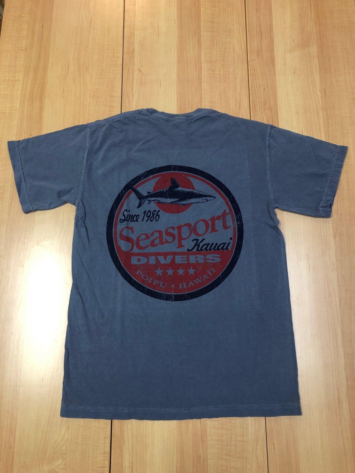 Bullseye Reef Shark T-Shirt