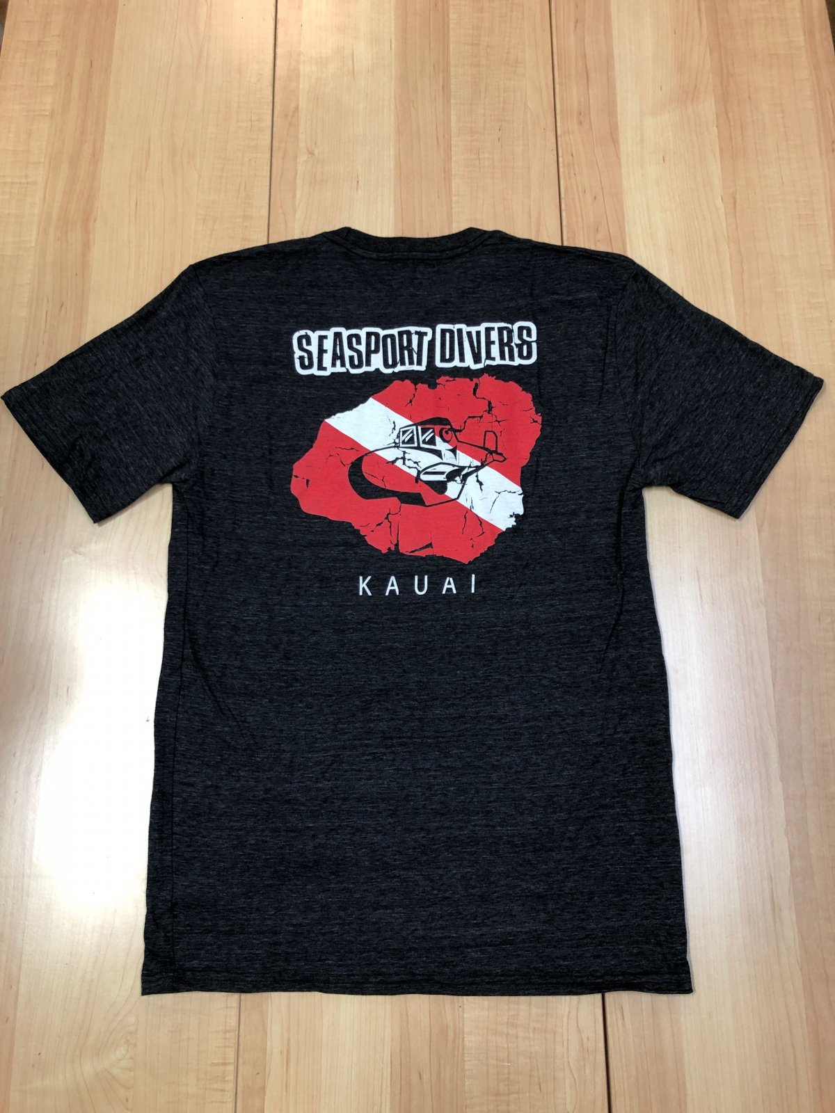 Sub Kauai Dive Flag T-Shirt