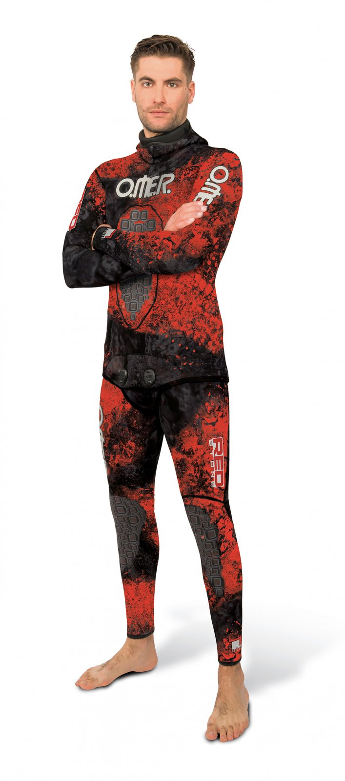 RED STONE, OMER 3MM WETSUIT