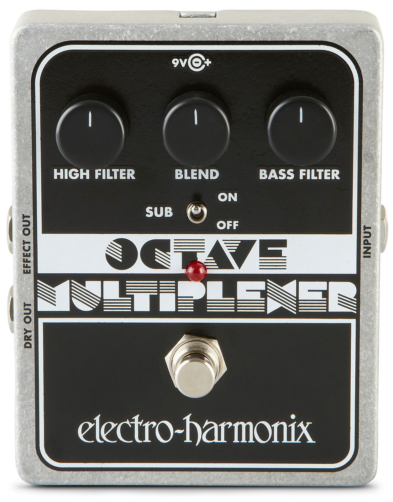 EHX Octave Multiplexer Pedal