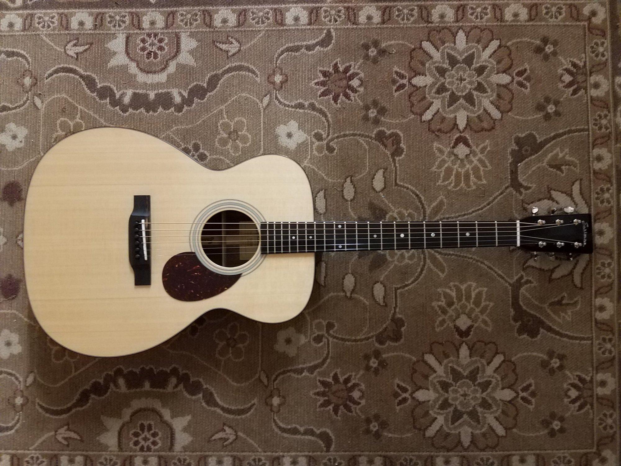 Eastman E6OM Acoustic
