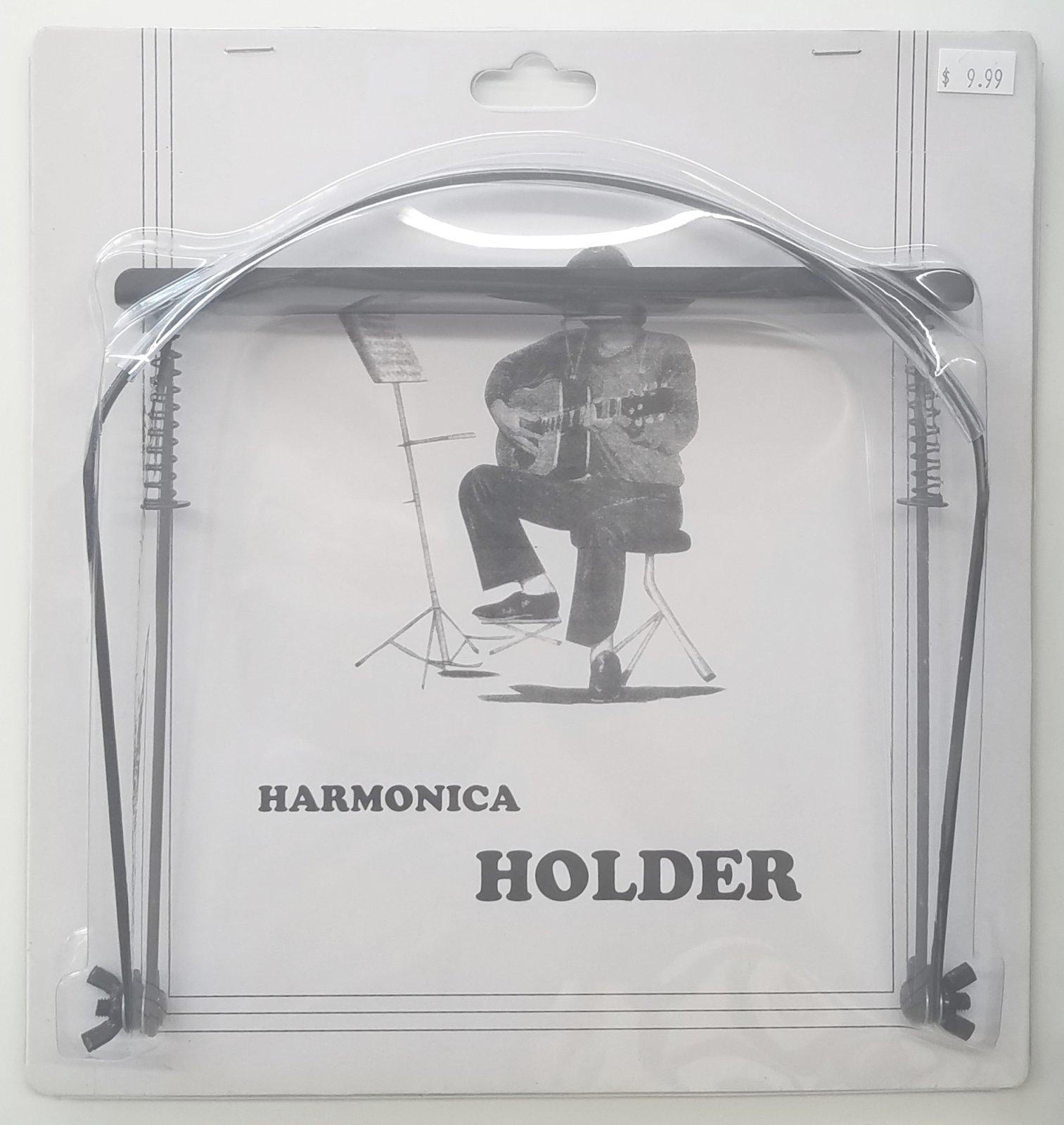 Generic Harmonica Holder, Black