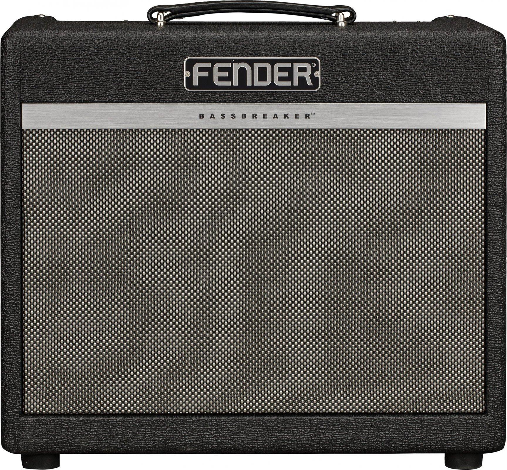 Fender Ltd Ed Bassbreaker 15 Combo Midnight Oil