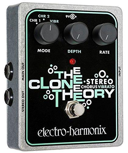 EHX Clone Theory Stereo Chorus