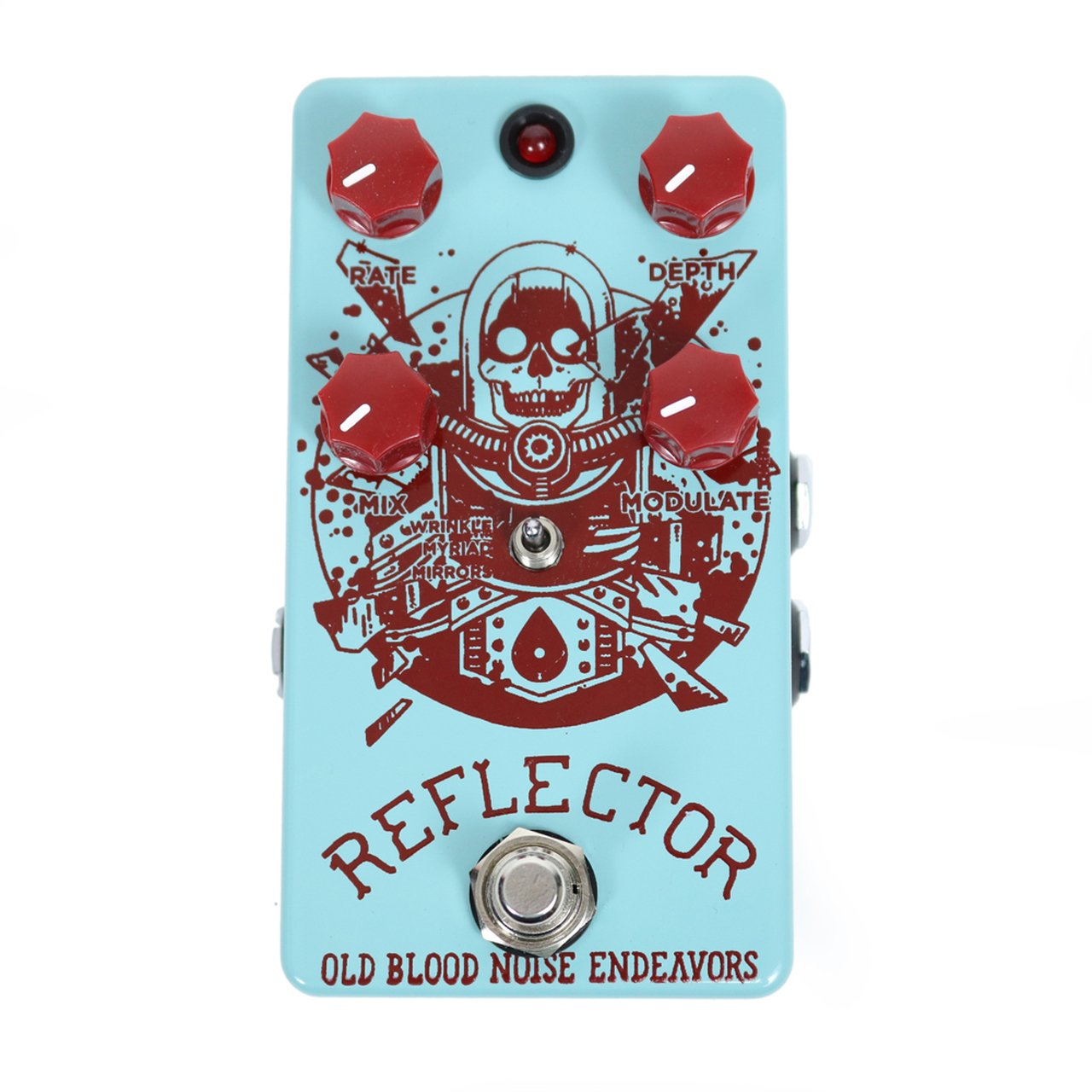 Old Blood Reflector Chorus Pedal