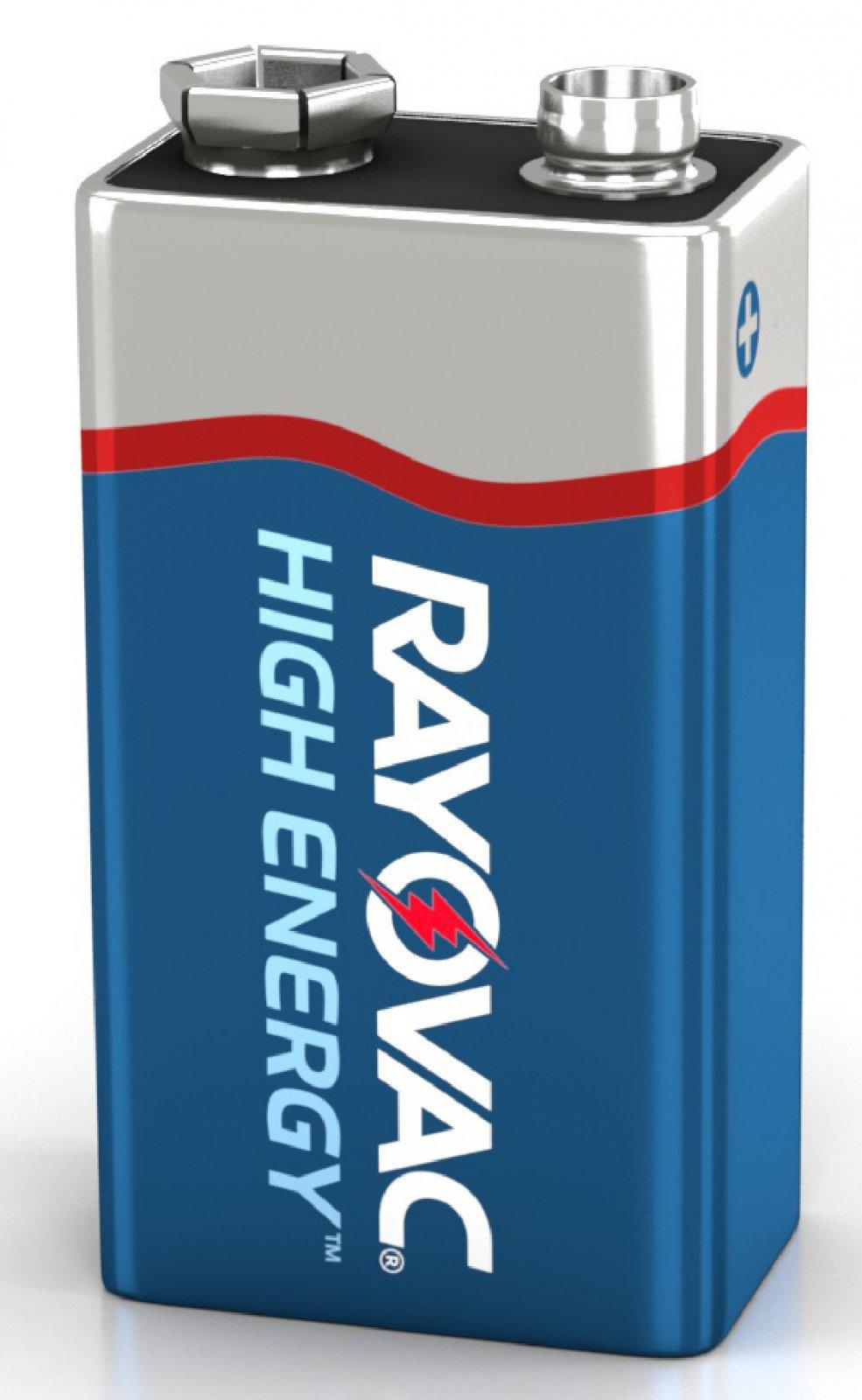 Rayovac 9v Battery