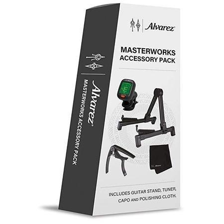 Alvarez Masterworks Accessory Pack