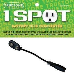 Visual Sound 1 Spot Battery Clip Conv. 9V