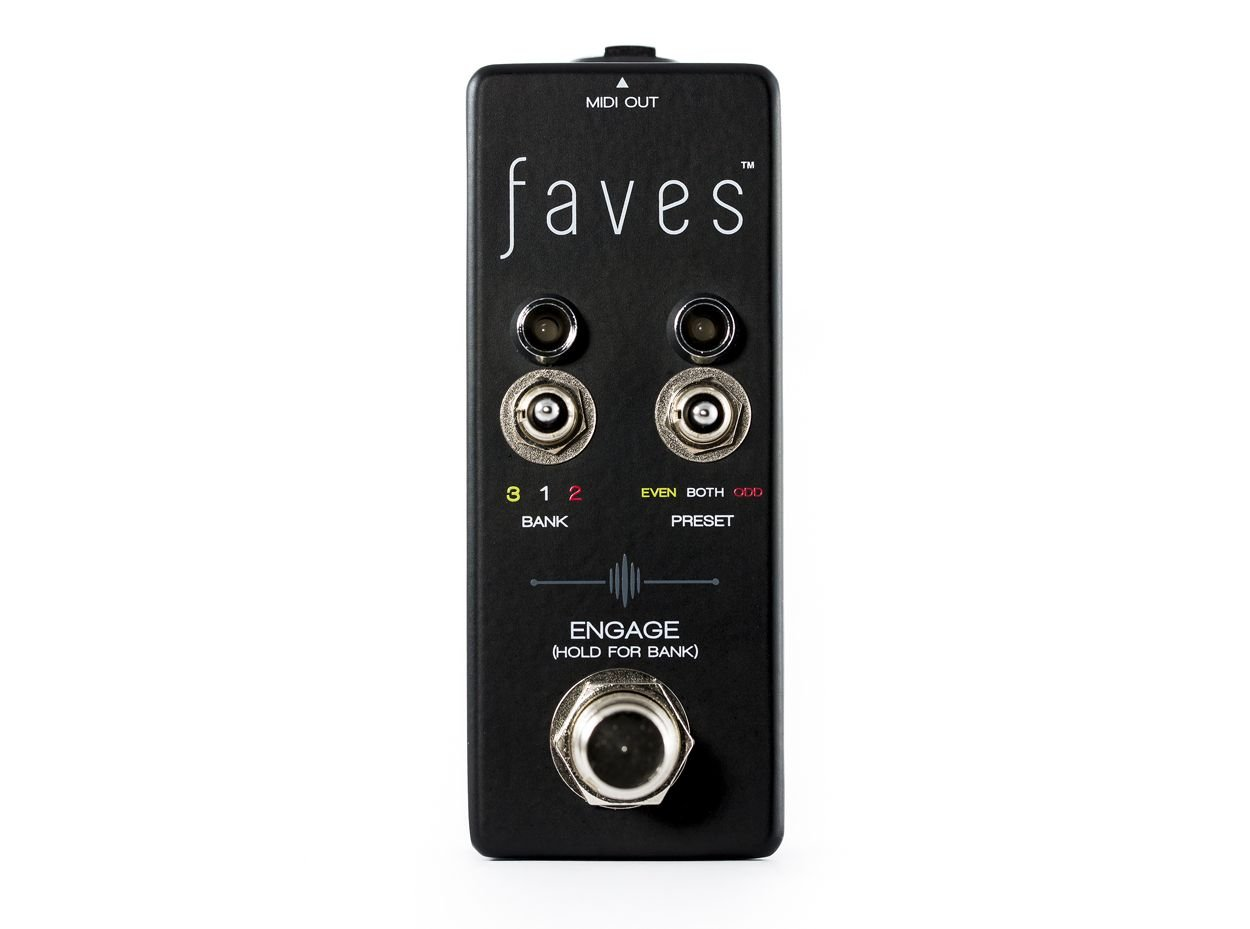 Chase Bliss Faves Preset Bank