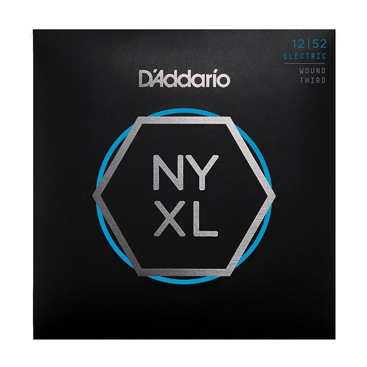 D'Addario NYXL .12-.52 Wound Third