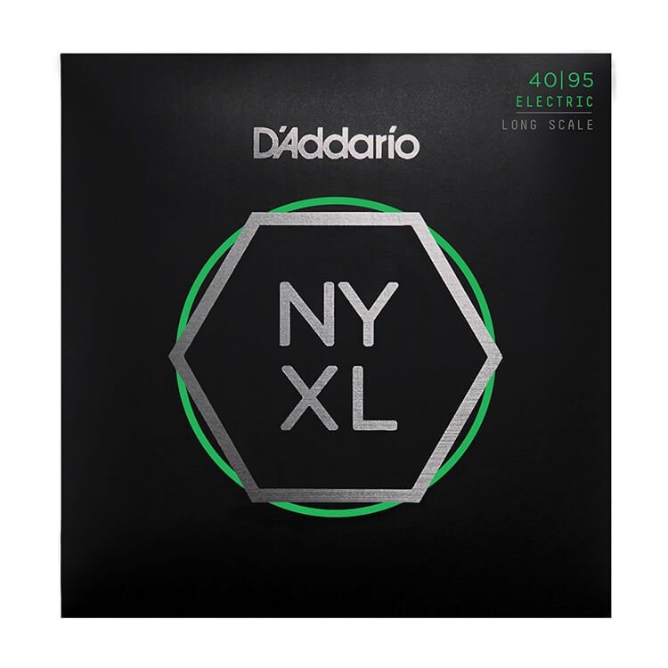 D'Addario NYXL 40-95 Bass Strings Long Scale