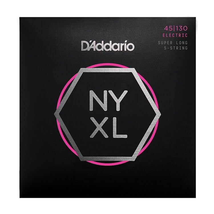 D'Addario NYXL 45-130 Long Scale Bass Strings