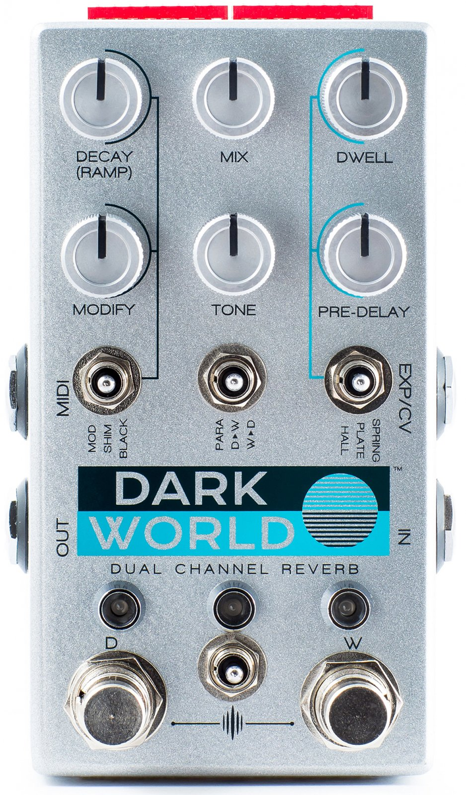 Chase Bliss Dark World Dual Channel Reverb