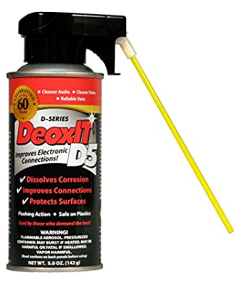 Deoxit 5 Contact Cleaner