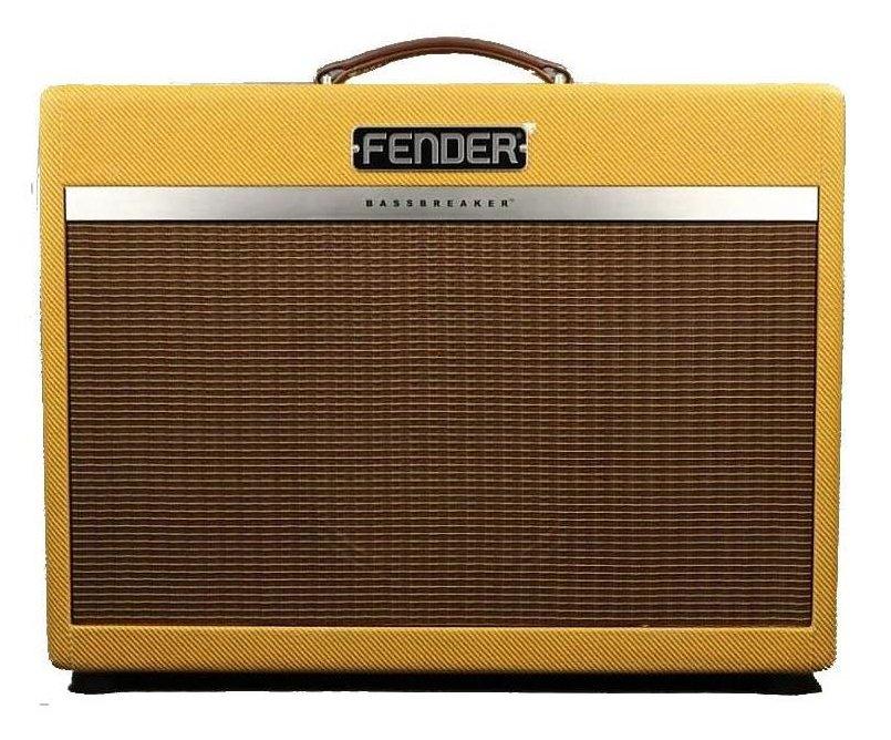 Fender Bassbreaker 30R Limited Edition Tweed