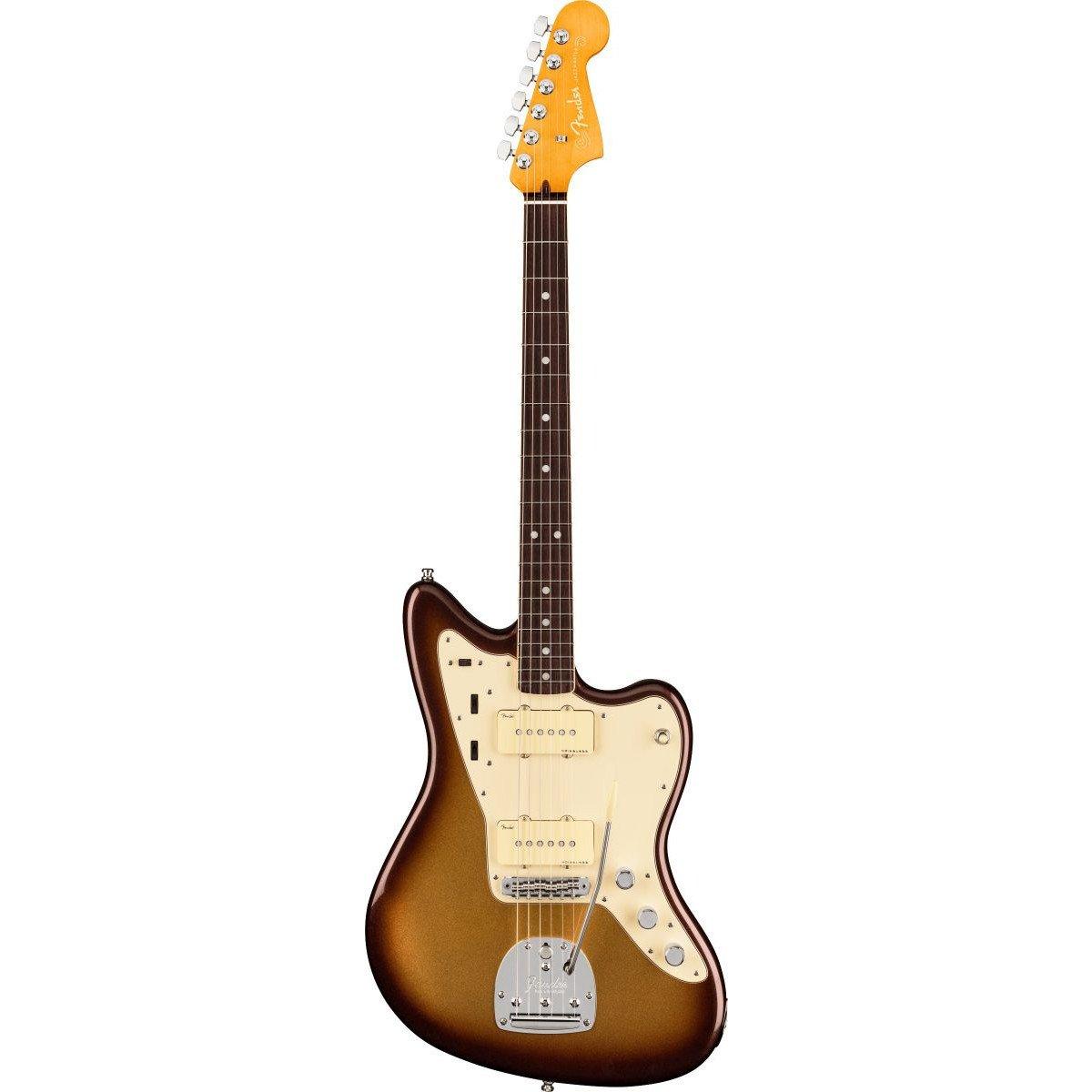 Fender American Ultra Jazzmaster in Mocha Burst w/ Rosewood Fingerboard w/ Free Pro Setup