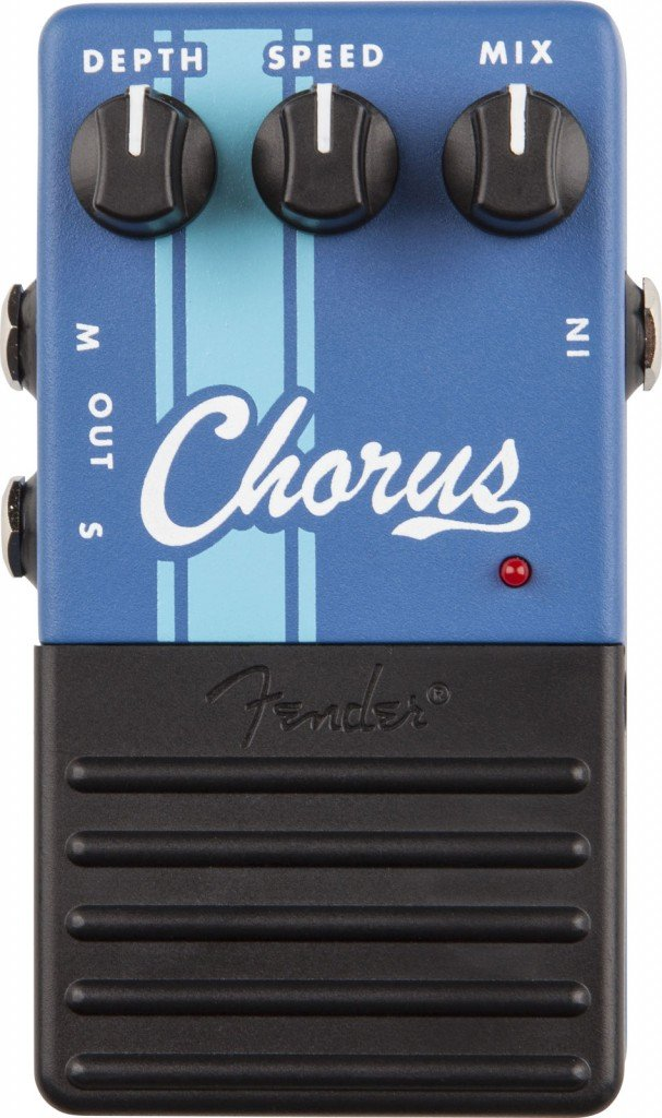 Fender Competition Series Chorus Pedal