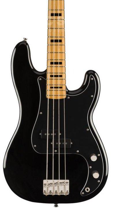 Squier Classic Vibe 70s P Bass MN Black