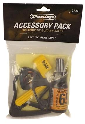 Dunlop Acoustic Guitar Accessory Pack