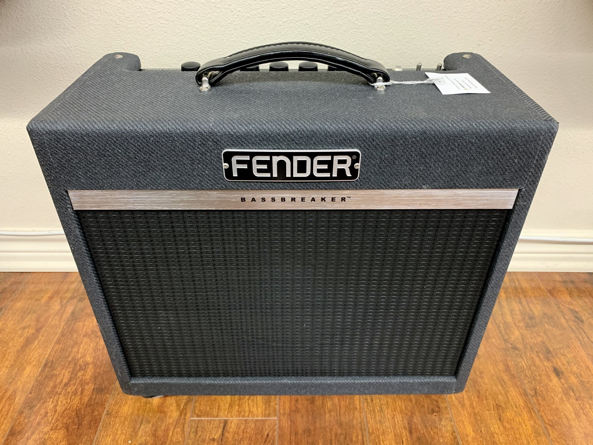 Used Fender Bassbreaker 15 Combo