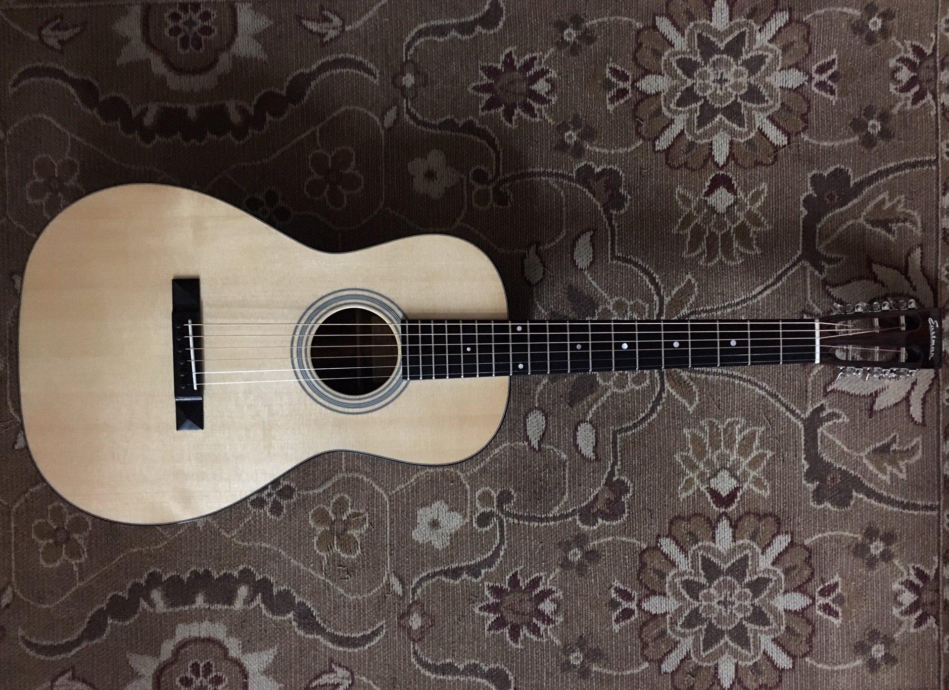 Eastman E10P Parlor Guitar