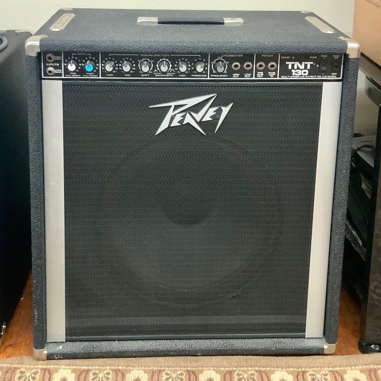 Used Peavey TNT 130 Bass Amp