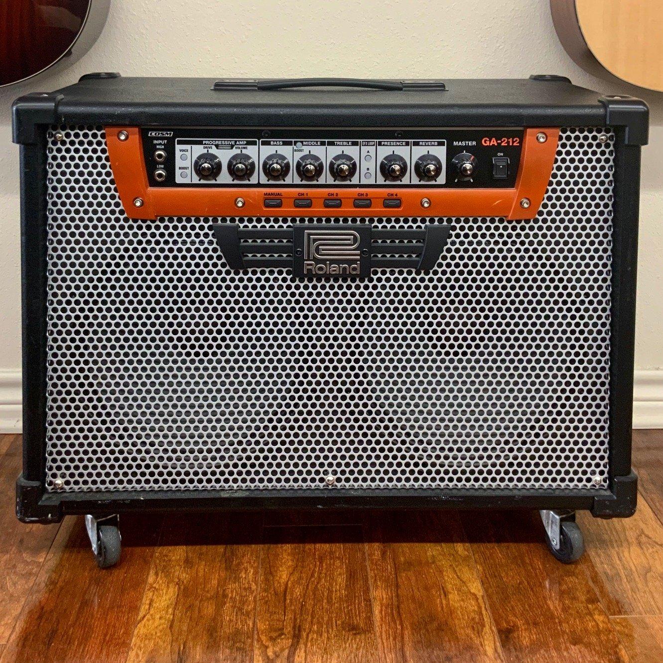 Used Roland GA-212 200W Guitar Amplifier
