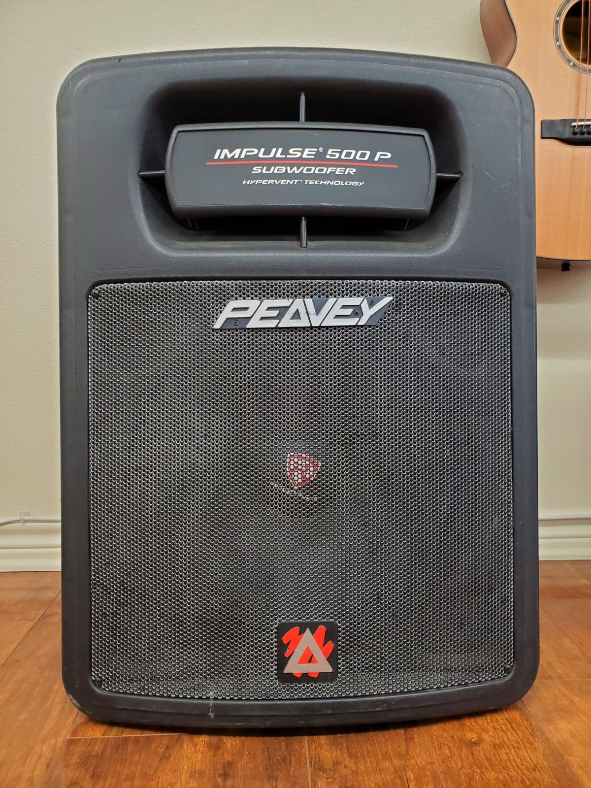 Used Peavey Impulse 500P Sub