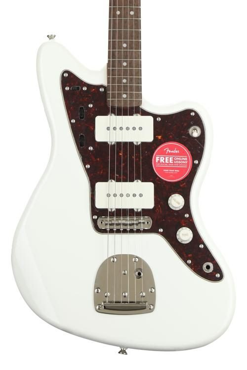 Squier Classic Vibe 60's Jazzmaster Olympic White